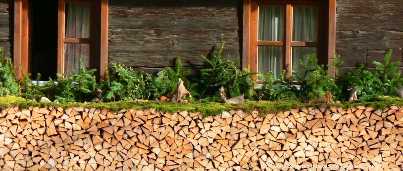 Bayerischer Wald Ferienhütten Niederbayern Oberpfalz