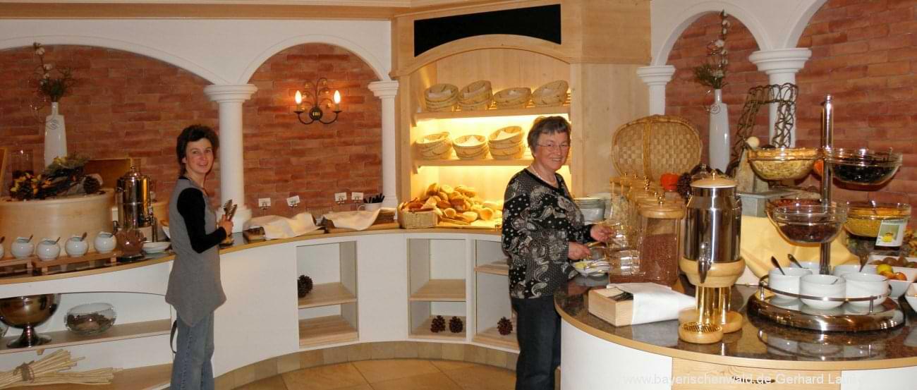 3 Sterne und 4 Sterne Hotels Bayerischer Wald Niederbayern & Oberpfalz