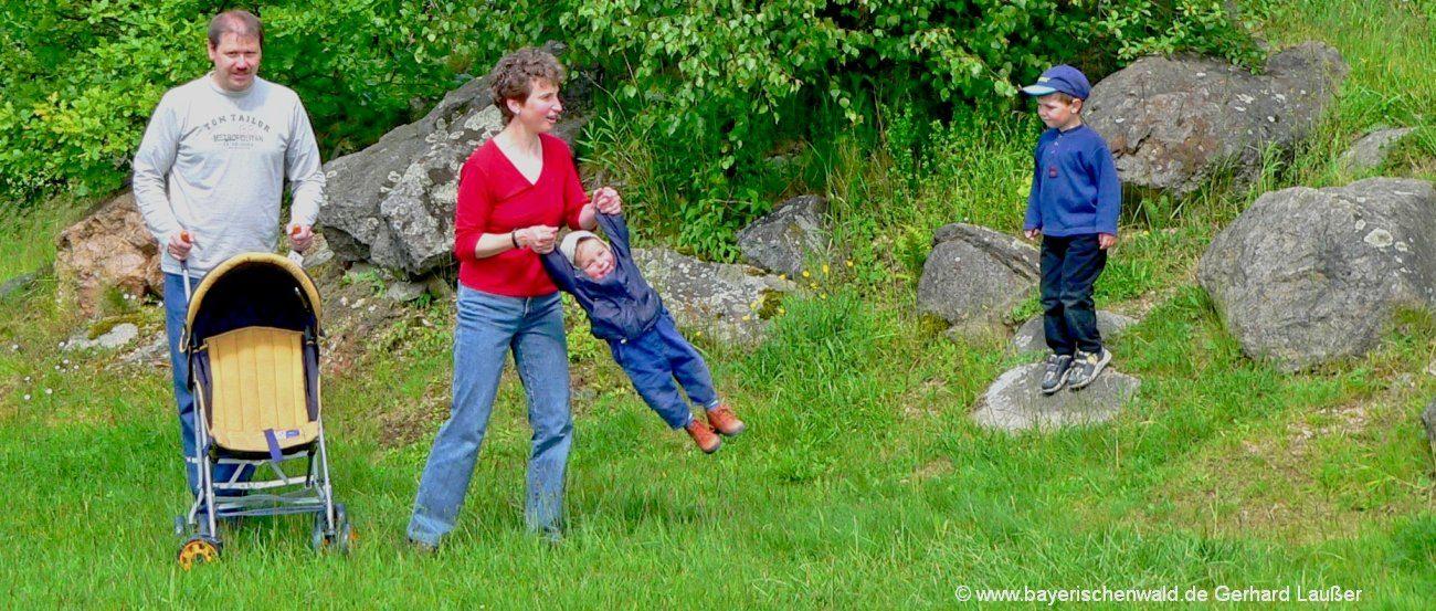 Bayerischer Wald Kinderhotels für Familienurlaub
