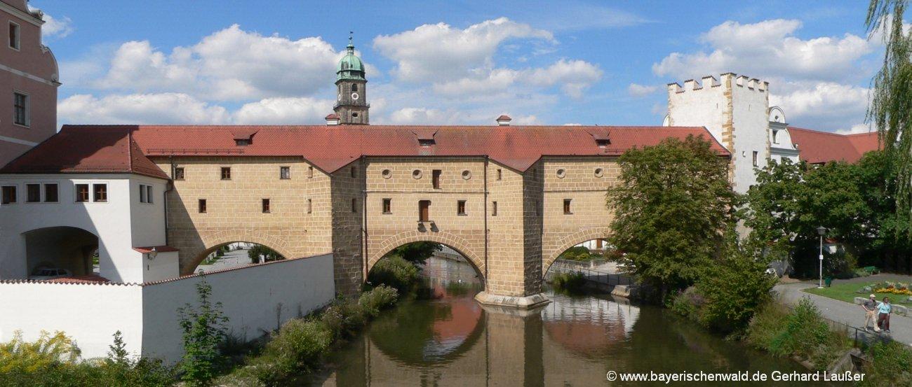 Sehenswürdigkeiten in Amberg und Ausflugsziele in der Umgebung