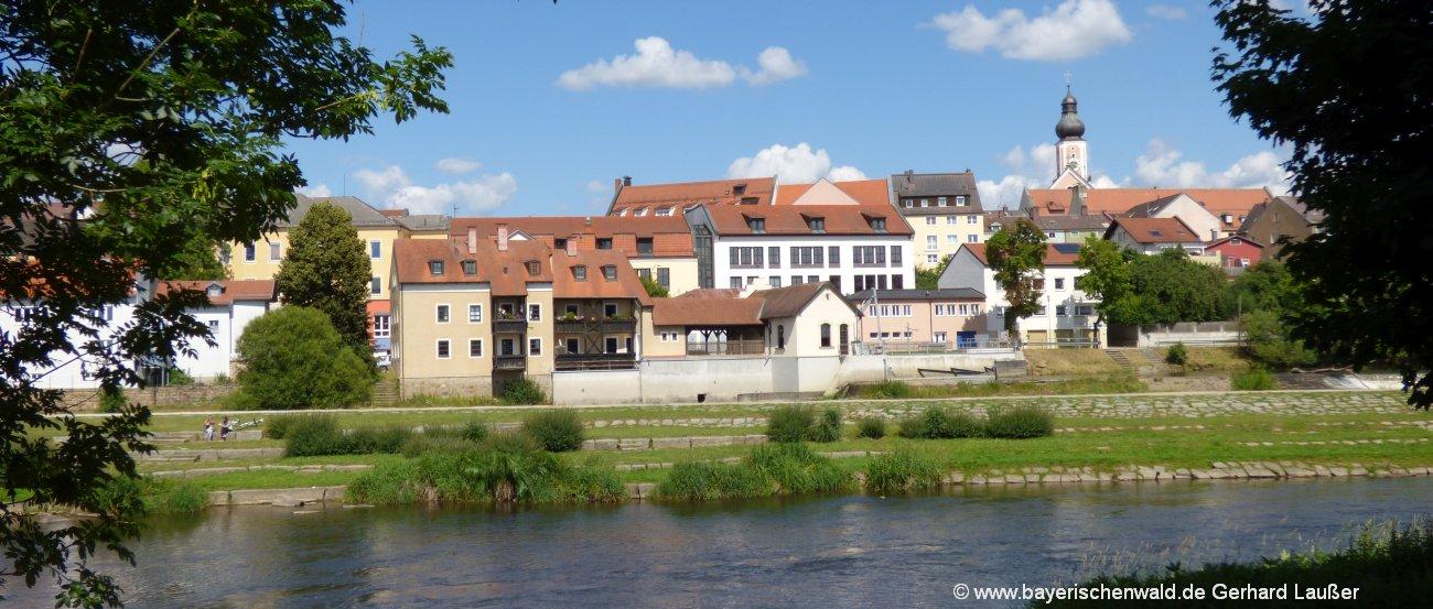 Freizeitangebote Cham Sehenswürdigkeiten und Ausflugsziele im Landkreis