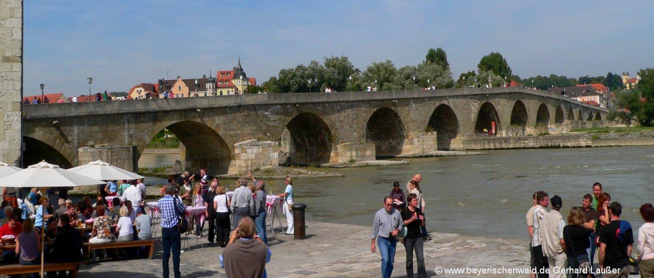 Sehenswürdigkeiten im Landkreis Regensburg Highlights und Attraktionen