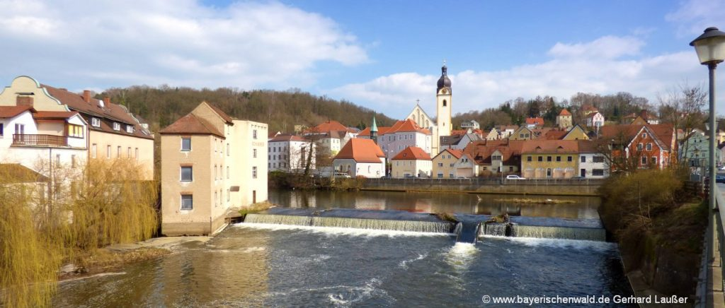 Sehenswürdigkeitenin Schwandorf Highlights Stadt und Landkreis