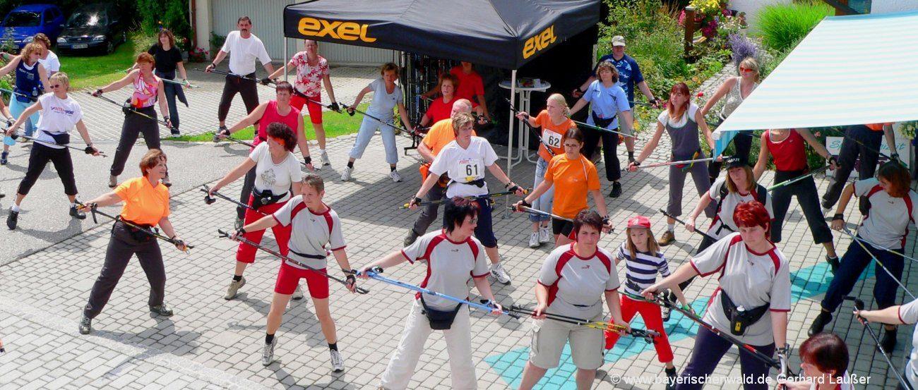 Sporthotels Bayerischer Wald Aktivhotel mit Sport und Fitness Programm