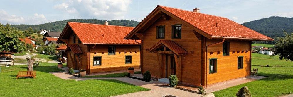 Holzferienhaus im Bayerischen Wald mieten