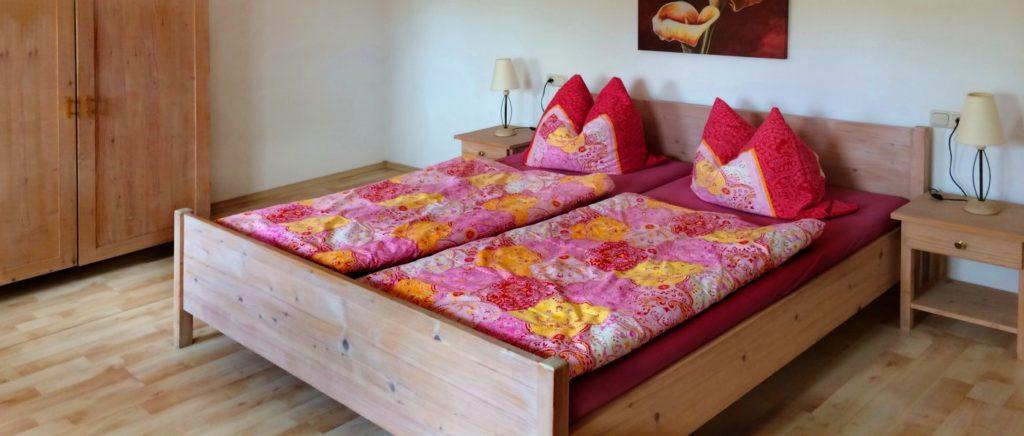 Ferienwohnungen für Familien mit Kinder Schlafzimmer